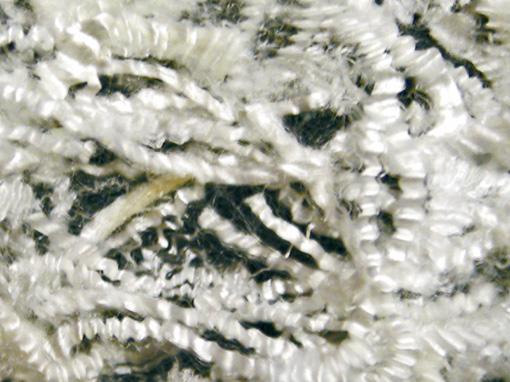 Włókna są stosowane gdy hydrosiew jest natryskową matą przeciwerozyjną.